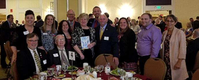 Enfield Republicans Celebrate at Annual Prescott Bush Dinner