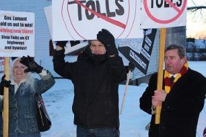 Town Council Democrats Say No To Resolution Against Tolls